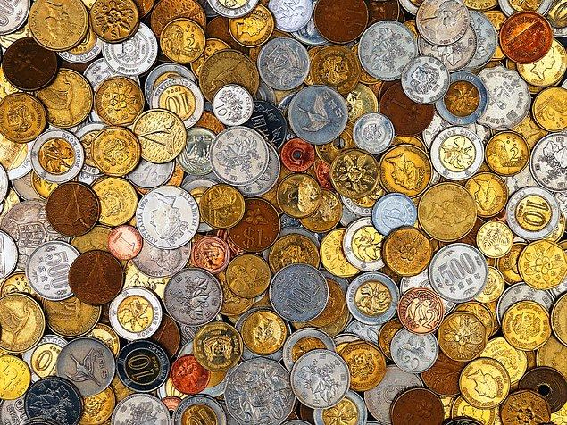 8. 1997 yılında İspanya'ya gidecek olsaydınız, hangi para birimine ihtiyacınız olacaktı?