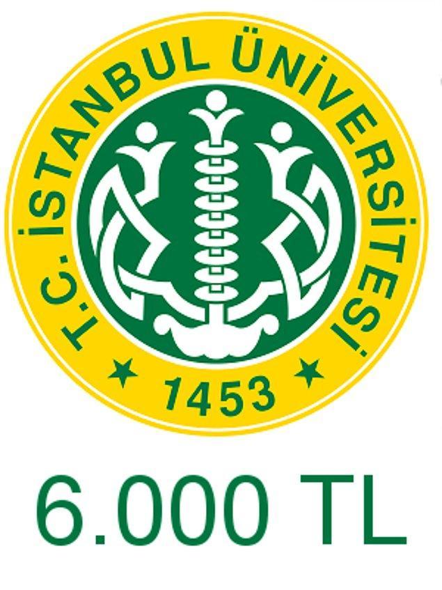 İstabul - 6.000 TL!