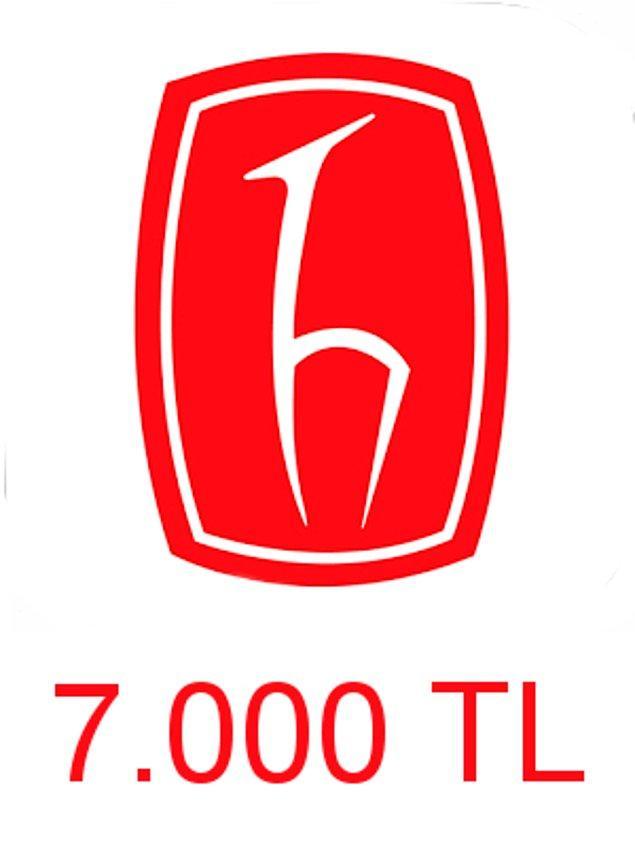 Hacettepe - 7.000 TL!