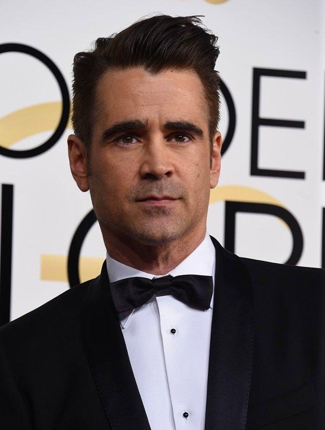 14. Colin Farrell