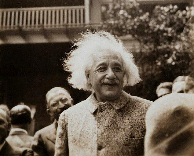 1. Albert Einstein