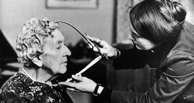 9. Agatha Christie