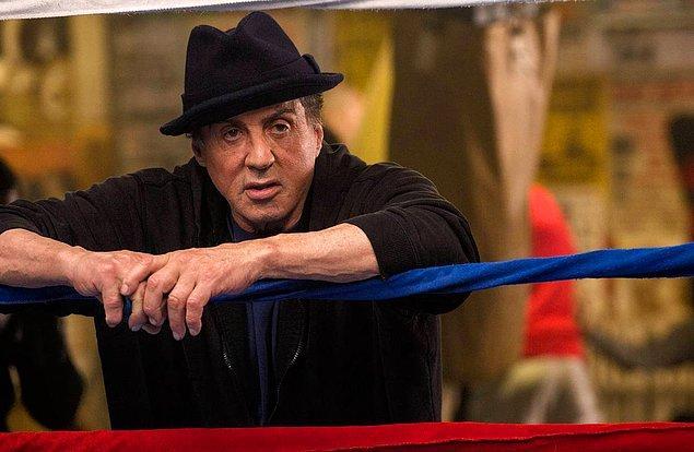 10. Sylvester Stallone