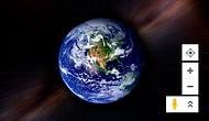 Google Maps'in 3305 Fotoğrafı Kullanılarak Hazırlanmış Muhteşem Dünya Turu