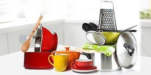Mutfağına Sevgini Göster! Zaman Almak İstediğiniz Tüm Mutfak Malzemeleri İçin Yer Açma Zamanı