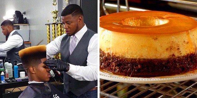 2. ''Babam böyle pasta yapmayı nereden öğrendi?''