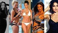 Dünyada En Çok Arzulanan ve Herkesin Fantezilerini Süsleyen 45 Kadın