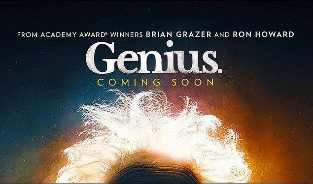 National Geographic'in dizi sektöründeki senaryolu ilk projesi olan, ilk sezonunda ünlü bilim insanı Albert Einstein'ın yaşamına odaklanan Genius'ta 2. sezon kimin konu edileceği kararlaştırıldı.