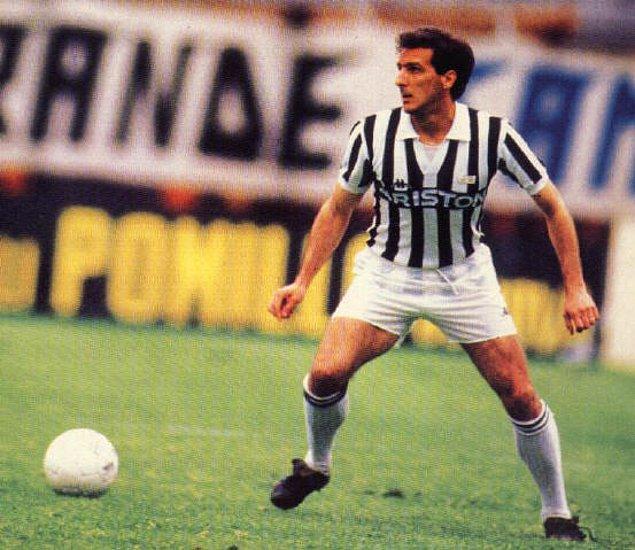 7. Gaetano Scirea (Atalanta, Juventus & İtalya)
