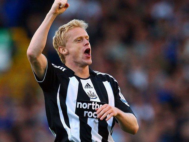 8. Damien Duff (Blackburn, Chelsea, Newcastle, Fulham, Melbourne City, Shamrock Rovers & İrlanda Cumhuriyeti)