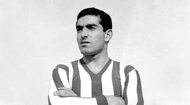 11. Giorgos Sideris (Atromitos Piraeus, Olympiacos, Royal Antwerp & Yunanistan)