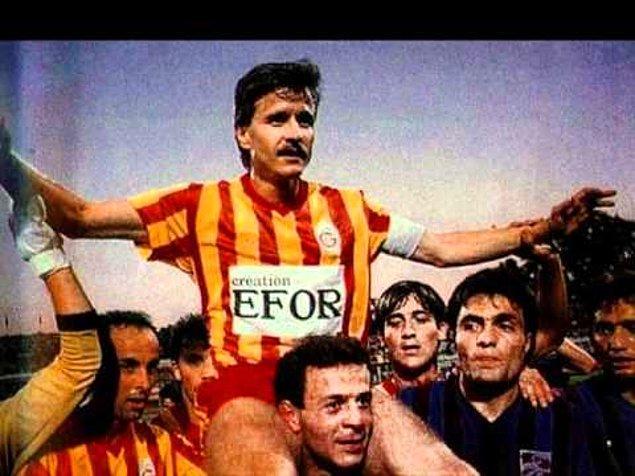 15. Cüneyt Tanman (Galatasaray & Türkiye)