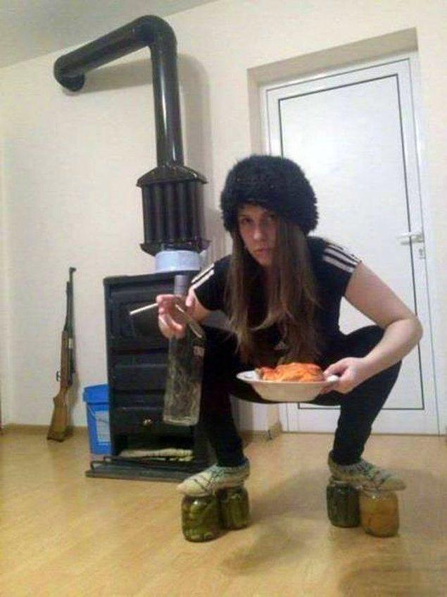 8. Beyler sizi Rus kızları hakkında bir kez daha düşünmeye davet ediyorum