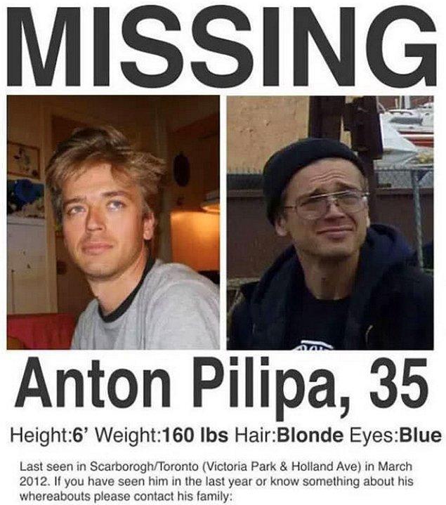 Stefan, kaybolmadan önce Anton'un akıl sağlığının yerinde olmadığını söyledi. Kardeşini Kanada'ya o geri getirdi.