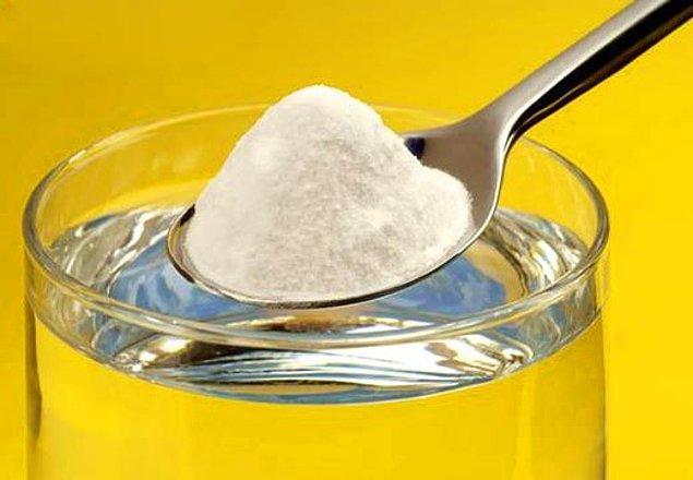 3. O PH dengesi düzelecek de kalori yakacak: Alkali Su