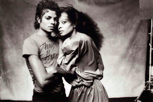 4. Michael Jackson & Diana Ross