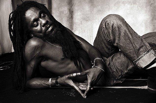 10. Bob Marley
