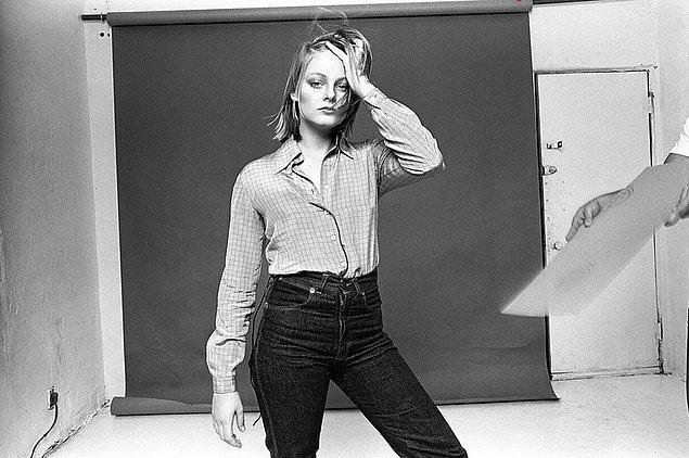 12. Jodie Foster