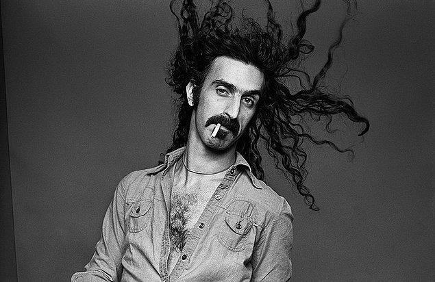 16. Frank Zappa