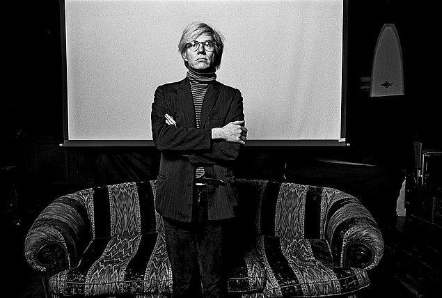 18. Andy Warhol