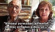 Dramatik İntihar Notu ile El Ele Ölüme Yürüyen 50 Yıllık Evli Kanser Hastası Çift