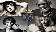 Şöhreti Tüm Dünyayı Saran 27 İsmin Olağanüstü Siyah Beyaz Fotoğrafları