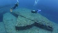 Uzaylılar Tarafından İnşa Edildiği Düşünülen Dünyanın En Gizemli Su Altı Yapısı: Yonaguni Anıtı