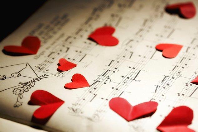 10. Sakin bir müzik açın