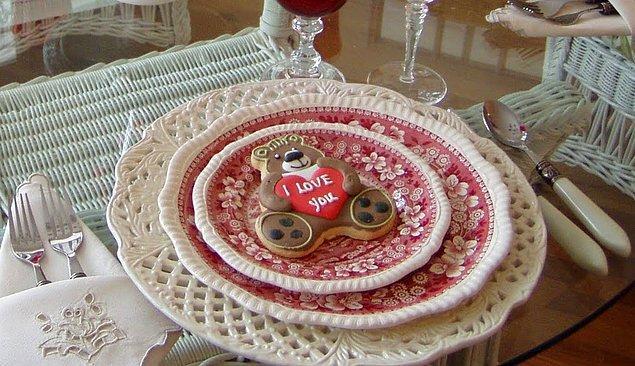13. Küçük tatlı kurabiyeler hazırlayın