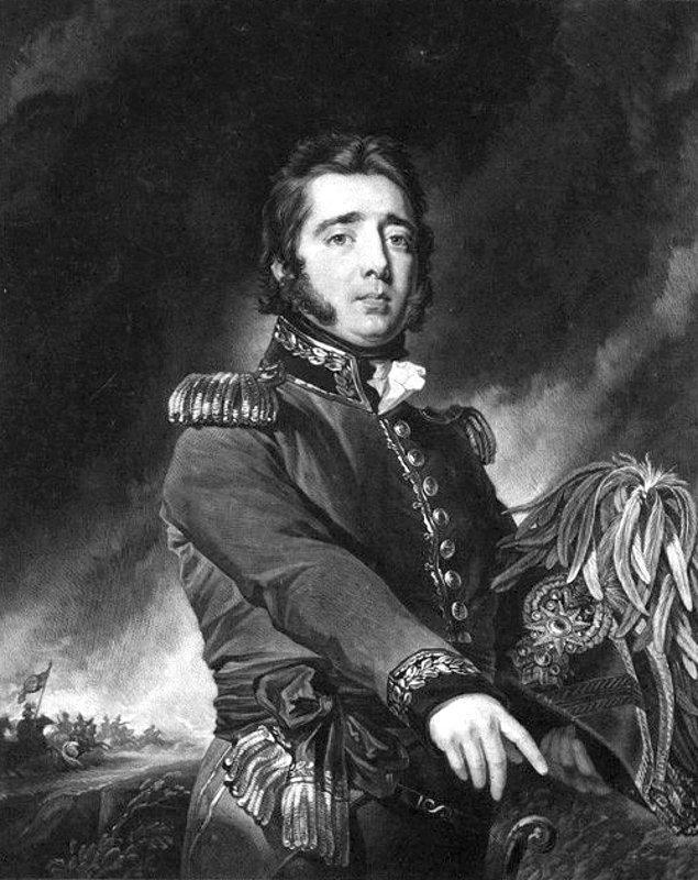 McGregor 1786 yılında doğmuş İskoçyalı bir asker ve maceraperestti.