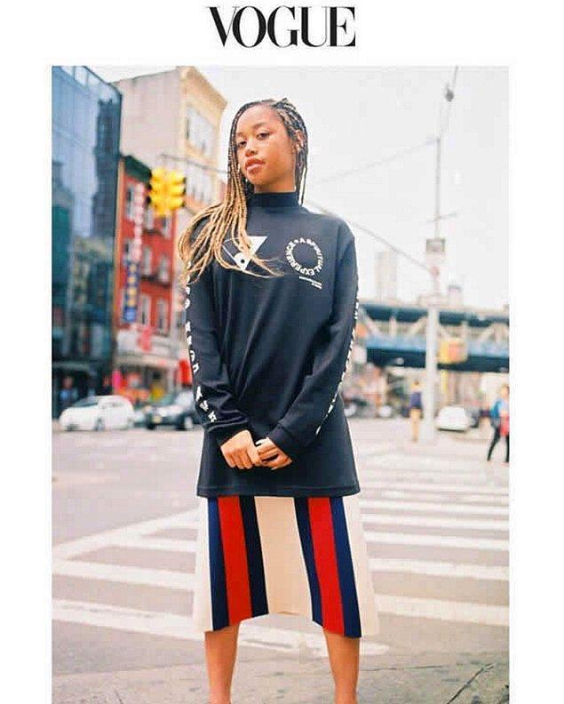 Bu fotoğraflar da Vogue, Gucci, Missguided ve Beyonce'nin web sitesine kadar ulaştı ve Salem'a birçok yeni iş imkanı sağladı.