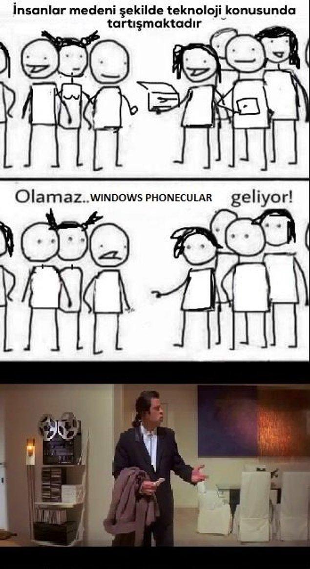 9. Windows Phone