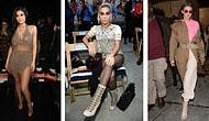 New York Moda Haftası Boyunca Stilini Konuşturarak Defileleri Gölgede Bırakan 15 Ünlü İsim