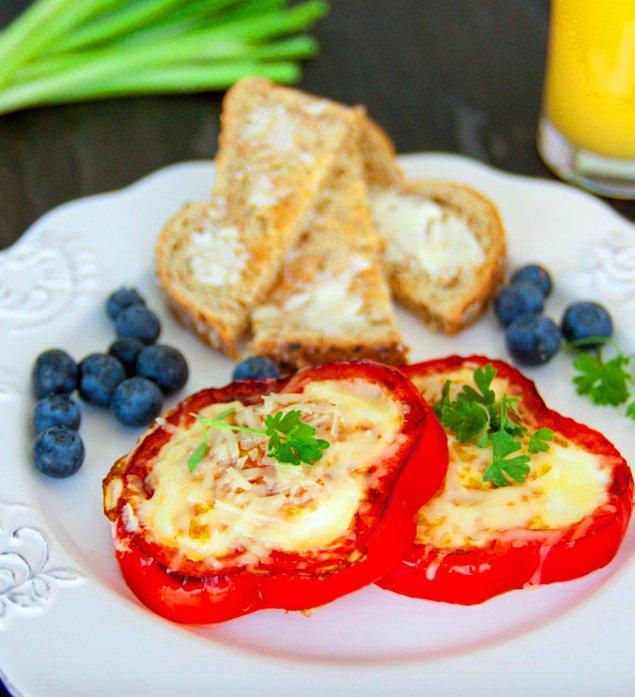 6. Kahvaltınıza renk katmanın en sağlıklı yolu.