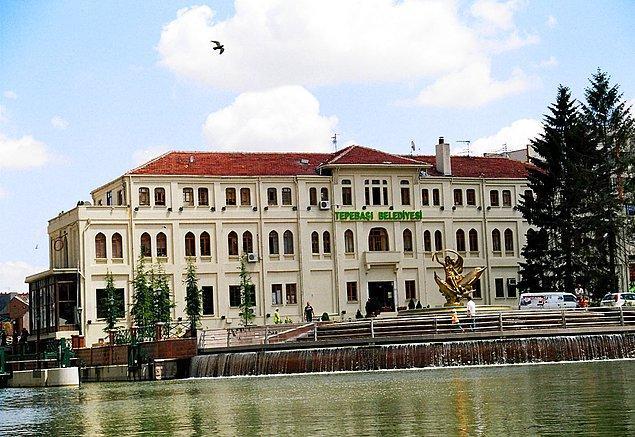 3. Eski Belediye Binası
