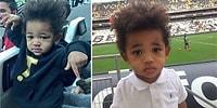 22 Aylık Fanatik Bir Beşiktaşlı: Atiba Hutchinson'ın Dünyalar Tatlısı Oğlu Noah