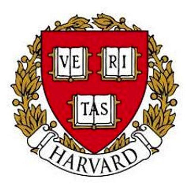 Harvard Hukuk!