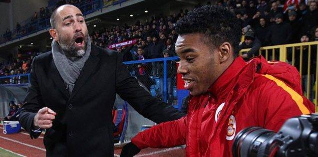 39 yaşındaki Igor Tudor, geçtiğimiz sezon başında olduğu PAOK'ta Garry Rodrigues ile birlikte çalışmıştı.