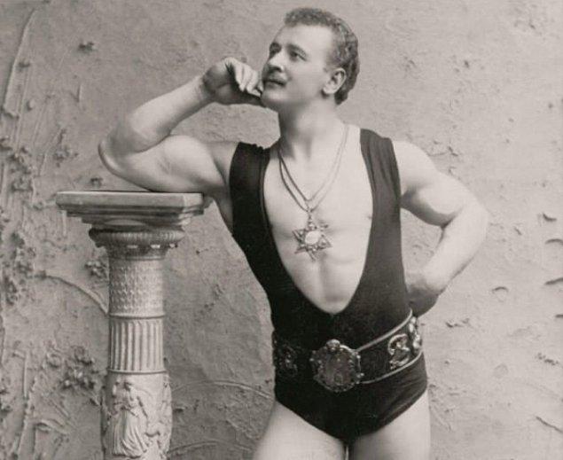1. 1900ler: Güçlü adamların ve güreşçilerin dönemi