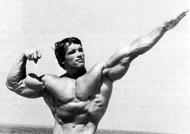 8. 1970ler: Vücut Geliştirmeciler