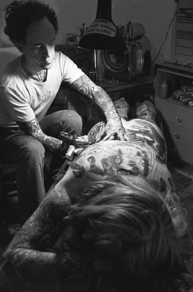 Son olarak; ilk dövme yaptıran kadınlar için dövmenin ayrı bir anlamı varmış.