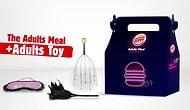 Burger King'den Sevgililer Gününe Özel 'Yetişkin' Oyuncaklı Menü