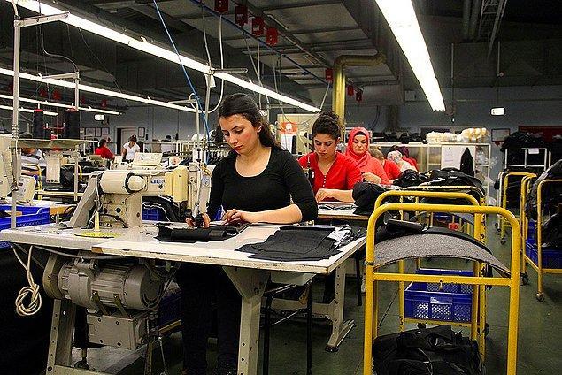 İşsizlerin toplamında kadınların payı %38'den 42'ye çıktı