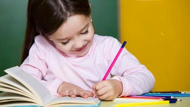 5. İlkokulda öğrendiğimiz imla kurallarını ne kadar hatırlıyoruz bakalım. Aşağıdaki cümlelerin hangisinin yazımında yanlış vardır?
