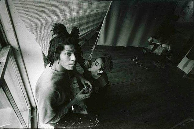 1. Jean-Michel Basquiat ve Madonna