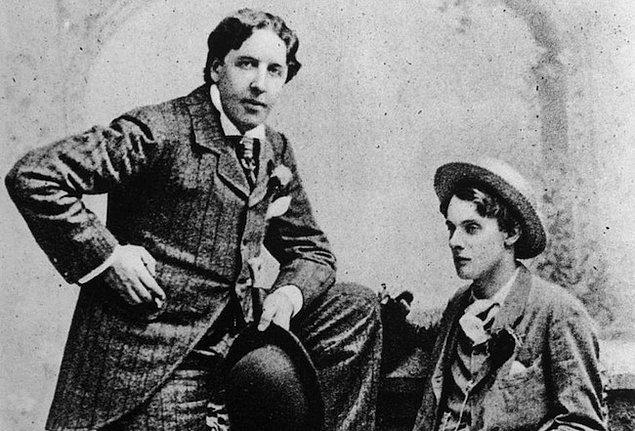 2. Oscar Wilde ve Lord Alfred Douglas