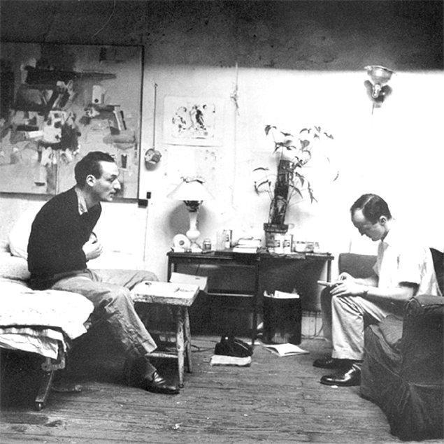 """""""Sana ve eserlerine olan kendimi adamışlığım her zaman güçlü kalacak ve benim için önemli olacak. Ne, nasıl yaşanırsa yaşansın arkadaşlığımızı benim için etkileyemez."""" yazdı Frank."""