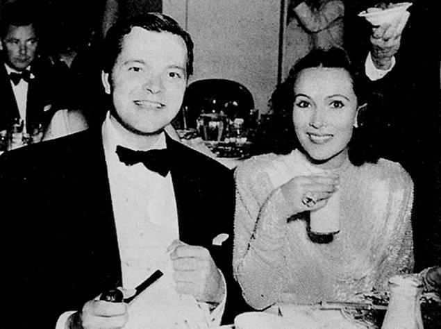 7. Orson Welles ve Dolores del Río