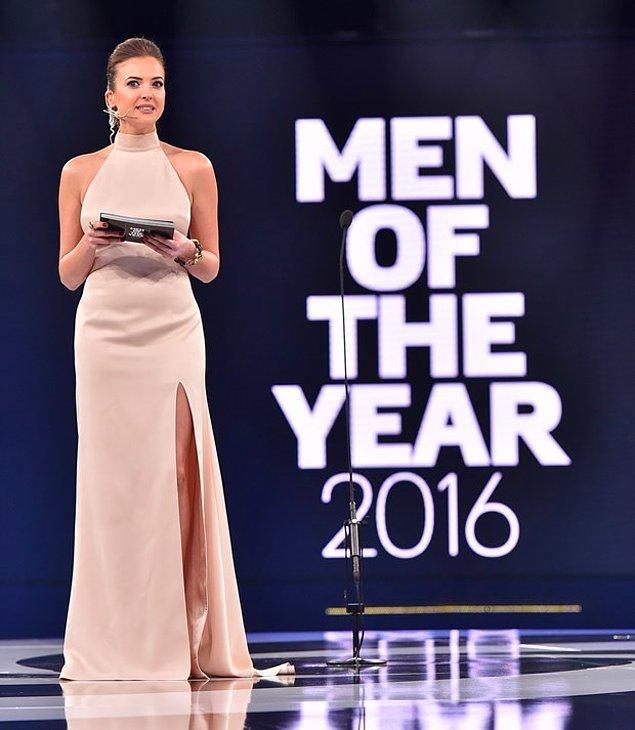 """Beşincisi düzenlenen """"GQ Türkiye Men of the Year"""" ödül töreni dün akşam Volkswagen Arena'da gerçekleşti."""
