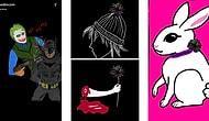 Onedio Çiziktirme Kuşağı İçin Telefonlarını Tuvale Çeviren Bob Ross Ruhlu 21 Çizim Ustası